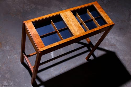 Andy Rae Woodworking & Writing Studios - Furniture and Tables