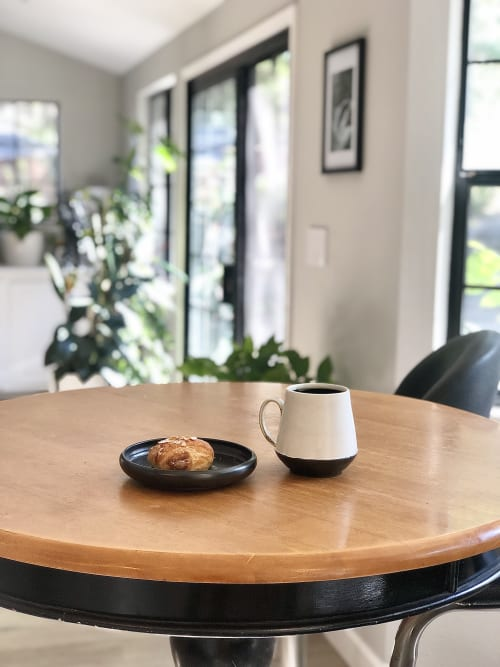 Cups by Stephanie McGeorge - Ceramic Mug