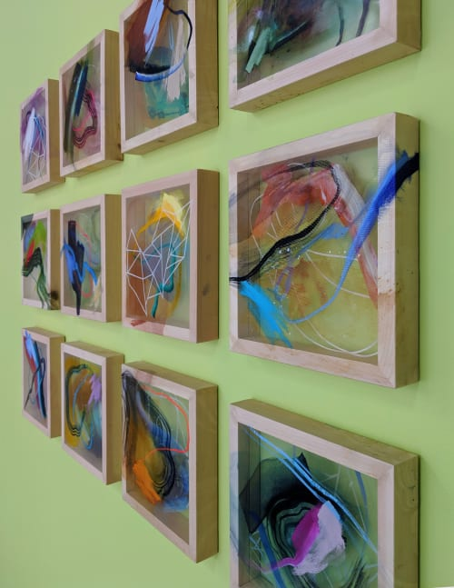 Interior Design by Niki Zarrabi seen at Private Residence, Atlanta - Un-Effeminate