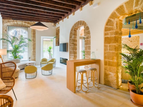 Forum Boutique hotel & Spa, Hotels, Interior Design