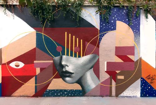 Skio - Architecture & Design and Murals