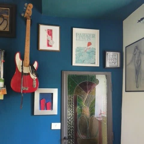 Paintings by Ramiro Sanchez seen at Private Residence - Painting