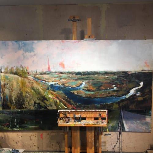 Aaron Sidorenko - Paintings and Art