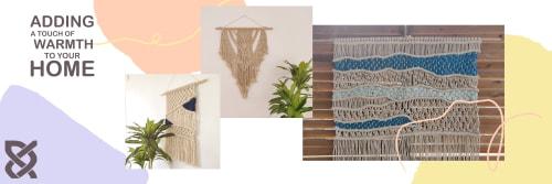 Weya Macrame - Linens & Bedding and Rugs & Textiles