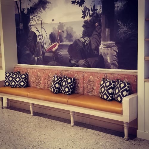 Build a Booth - Benches & Ottomans and Beds & Accessories