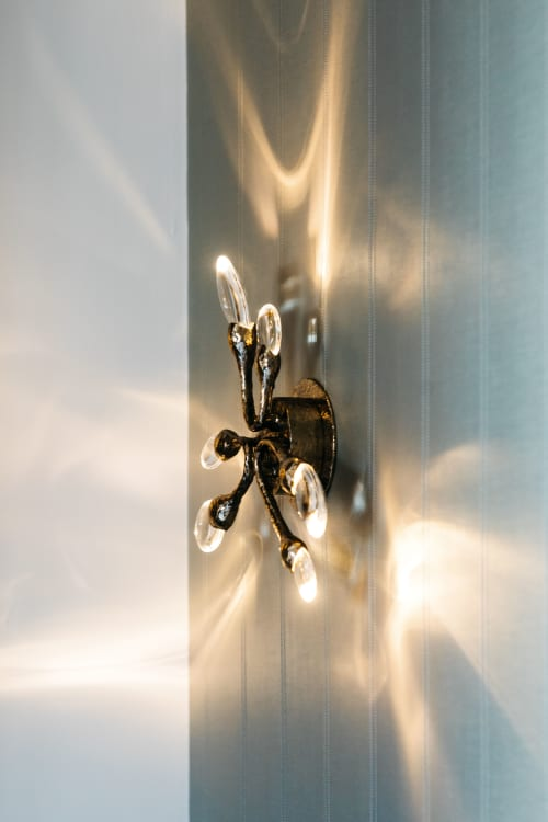 Sconces by Ochre seen at Private Residence - New York, New York - Sconces