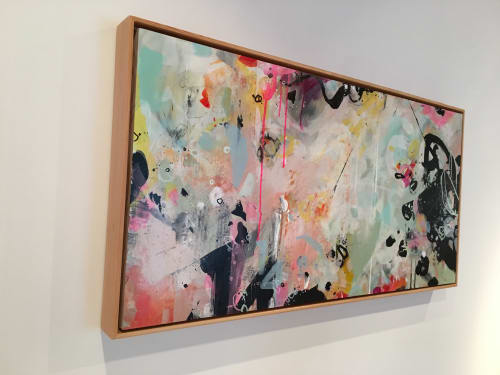Paintings by Nino Yuniardi seen at Private Residence, Seattle - Number 14