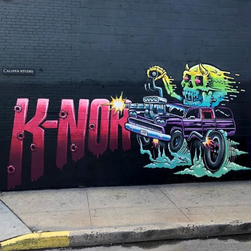 K-NOR - Murals and Art