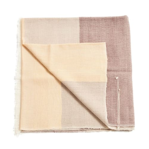 Cino Throw | Linens & Bedding by Studio Variously