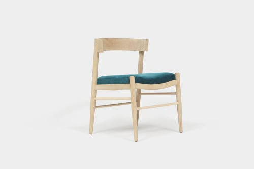 Chairs by ARTLESS seen at 116 N Robertson Blvd, Los Angeles - Minoru Chair