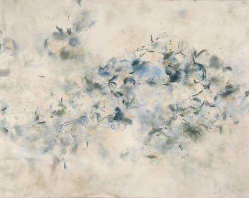 Paintings by BETSY EBY seen at Private Residence, London - Pacifica