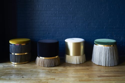 Benches & Ottomans by Konekt at Konekt Studio, New York - Thing Stools