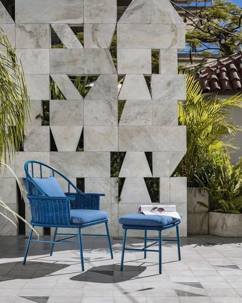 Chairs by Mexa seen at Casa Habita, Guadalajara - 1730 Lounge Chair