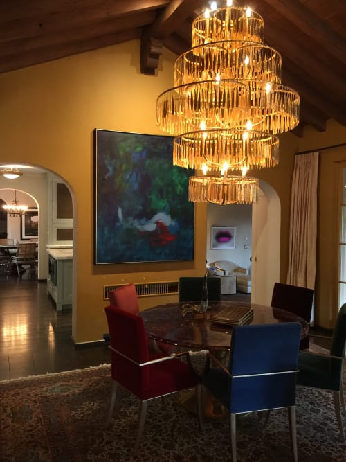 Paintings by Ariel Gold at Private Residence, Piedmont - Untitled