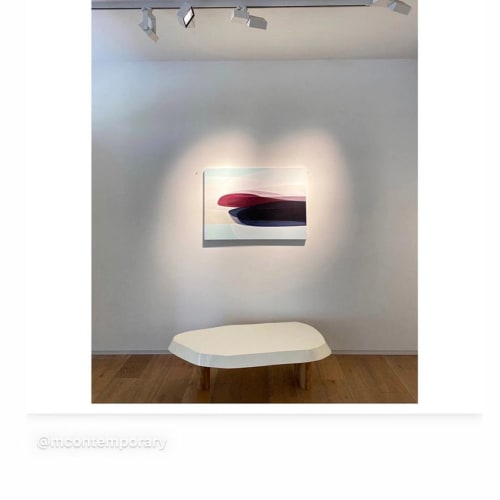Macrame Wall Hanging by Agneta Ekholm seen at .M Contemporary, Woollahra - Quiescence