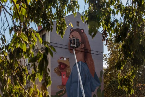 Artez - Street Murals and Murals