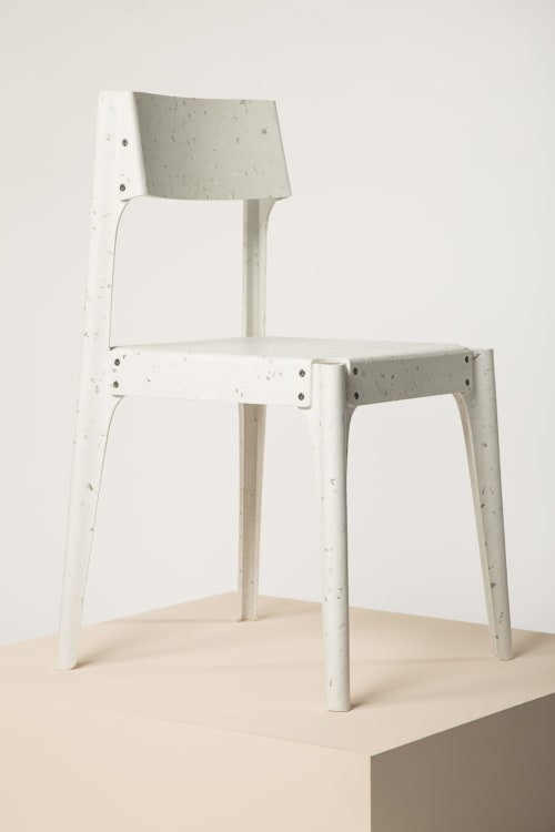 Chairs by Alexander Schul seen at Private Residence, Milan - substantial chair