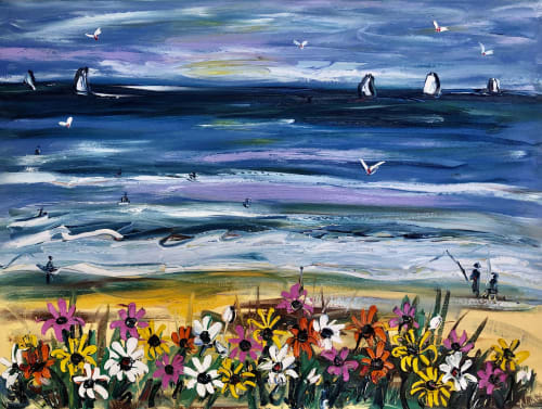 Nada Herman - Paintings and Art