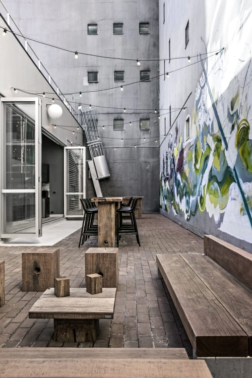 Interior Design by Thors Design seen at Private Residence, Sydney - Work Club Global