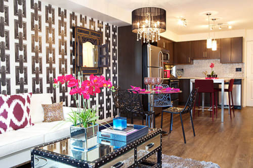 Interior Design by ANA Interiors Ltd seen at Copperfield Park II, Calgary - Interior Design