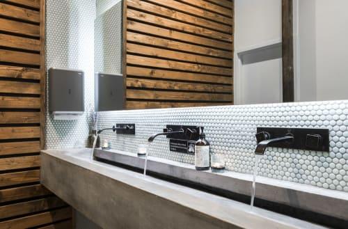Pocion Lounge, Bars, Interior Design