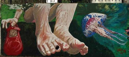 Lala gg - Murals and Art