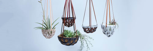 SKINNY Ceramics - Floral & Garden and Pendants