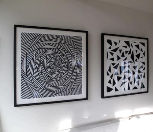 Paintings by Helena Battye seen at Private Residence - Infinite