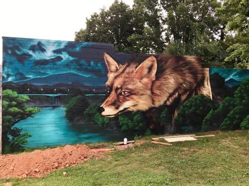 Gus Cutty - Murals and Art