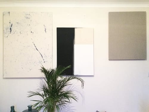 Arran Rahimian - Paintings and Interior Design
