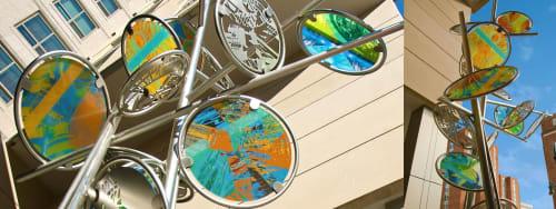 C Glass Studio - Public Sculptures and Sculptures
