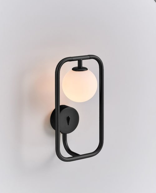 Sconces by SEED Design USA - SIRCLE Wall Sconce