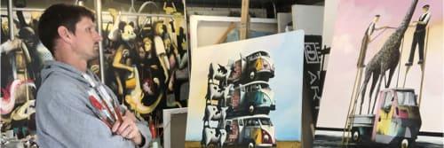 Darren Doye Artist - Paintings and Art