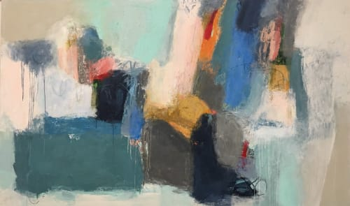 Paintings by Terri Froelich Fine Art at Private Residence, Hillsborough - Openness 8