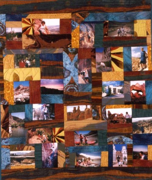 Wall Hangings by Adrienne Yorinks seen at Tucson, Arizona, Tucson - Arizona