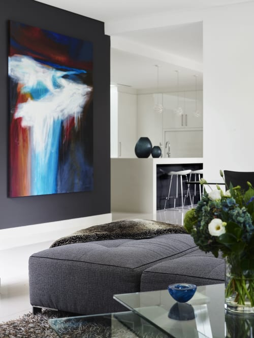 Paintings by Guy Hawson seen at Private Residence, Wahroonga, Wahroonga - Painting