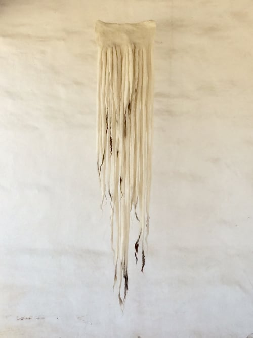 Wall Hangings by Taiana Giefer seen at Santa Barbara, Santa Barbara - Seed No.044: Mini We