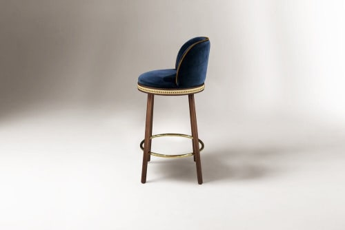 Alma Counter Stool | Chairs by Marie Burgos Design and Collection