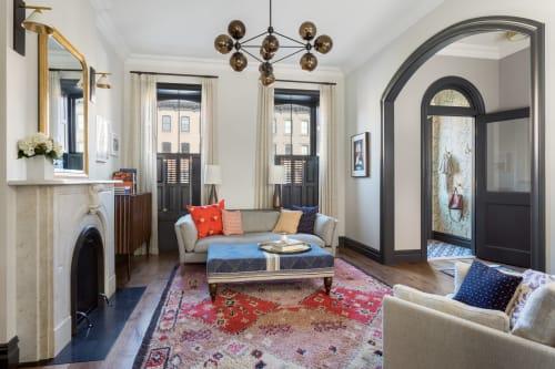 Carroll Gardens Brownstone | Interior Design by Dekar Design