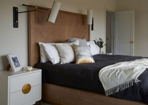 Beds & Accessories by Century Furniture seen at Private Residence, Alameda, Portland - Bed