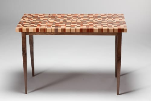 Chaos Theory Table | Tables by The Timbered Wolf by Christopher Dean