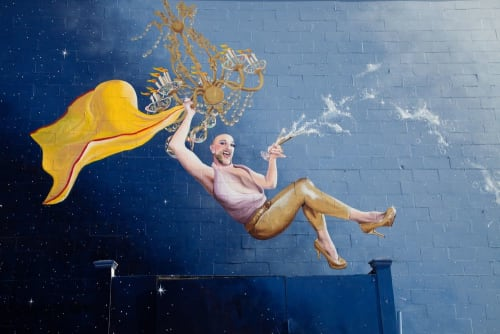 Anna-Lisa Notter - Art and Street Murals