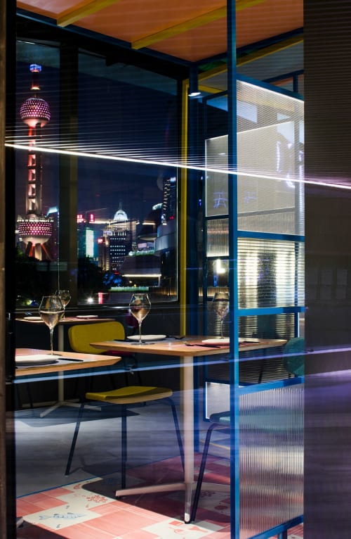 Architecture by Quarta & Armando seen at Tapa Tapa, Shanghai - Tapa Tapa Project