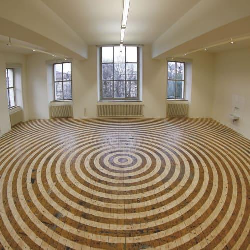 """Architecture by Felix Rodewaldt seen at Akademie der Bildenden Künste München, München - """"Room 1_22 2016"""""""