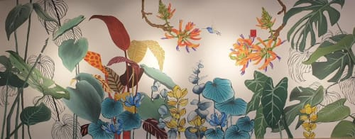 Yamini Reddy - Art and Lamps