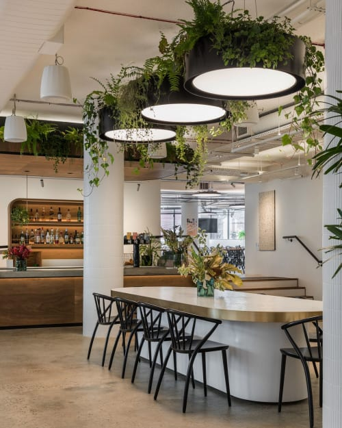 Lighting Design by Electrolight seen at Canva, Surry Hills - Canva