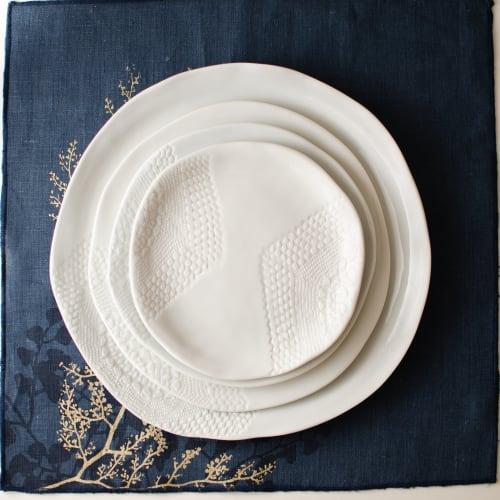 Ceramic Plates by Boya Porcelain seen at Creator's Studio, Beograd - Bosa Plates