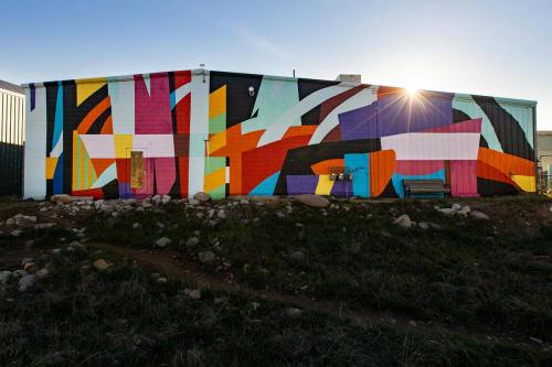 chris erickson - Murals and Art