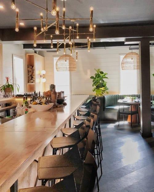 Interior Design by Emily Wunder Design seen at 34 Brunswick St, Stratford - Braai House