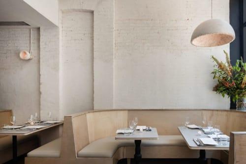 Pendants by Danielle Trofe Design seen at LaLou, Brooklyn - MushLume Hemi Pendant (large)